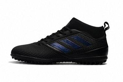 brand new 7af6e 1d045 2018 FIFA World Cup Adidas ACE 17 3 Primemesh TF Black Blue