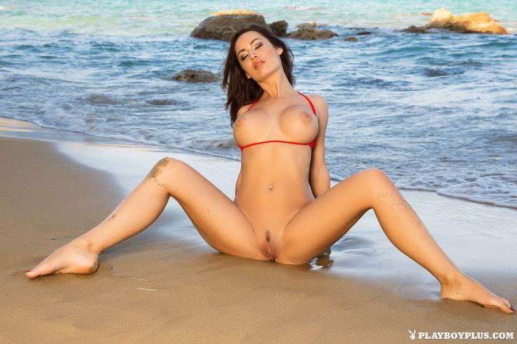 adrienn-levai-red-bikini-seaside-playboy-09