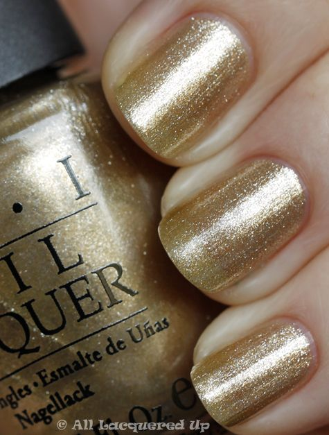 OPI Swiss Collection for Fall 2010 – Part 1 Swatches & Review