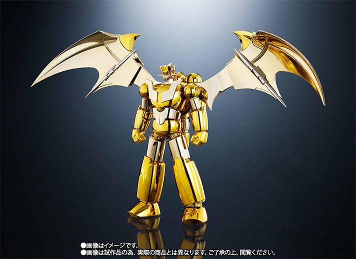 スーパーロボット超合金 【抽選販売】真マジンガーZ ゴールド Ver. 03