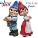 Gnomeo and Juliet: Gardens Fun, Juliet Gnomes, Gardens Whimsy, Gardens Gnomes, Gnomes Statues, Gardenfun Com, Gardens Statues, Statues Sets, Juliet Gardens