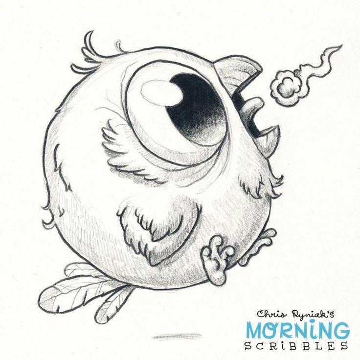 Cute Drawings: 1000+ Ideas About Cute Cartoon Drawings On Pinterest