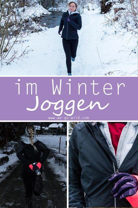 Laufen bei Schnee und Eis – Diese 7 Tipps machen dich unaufhaltsam – Irmgard Stempfle