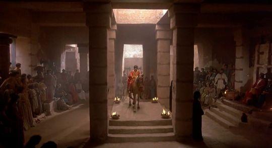 Time Bandits (1981) / Dir: Terry Gilliam / DOP: Peter Biziou