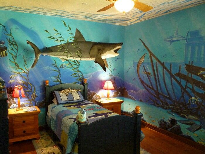 My child will so have a room like this