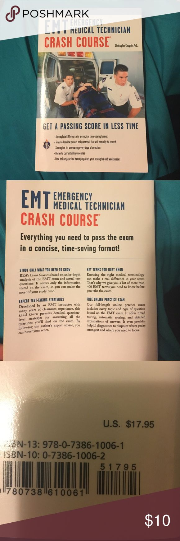 The 25 best emt courses near me ideas on pinterest schools for emt crash course book wonderful book i enjoyed reading it and i felt it really xflitez Gallery