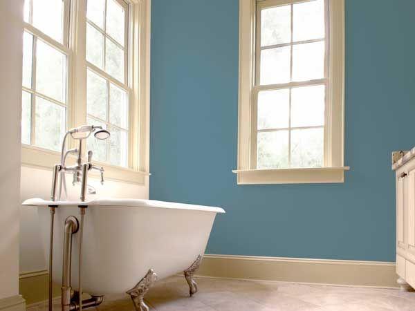 Les 25 meilleures id es de la cat gorie salle de bain de - Peinture sur carrelage salle de bain photos ...