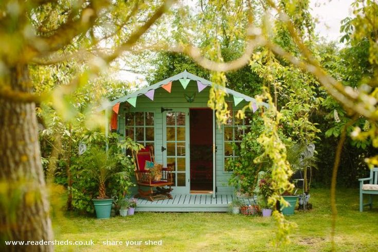 2406 best images about garden sheds on pinterest