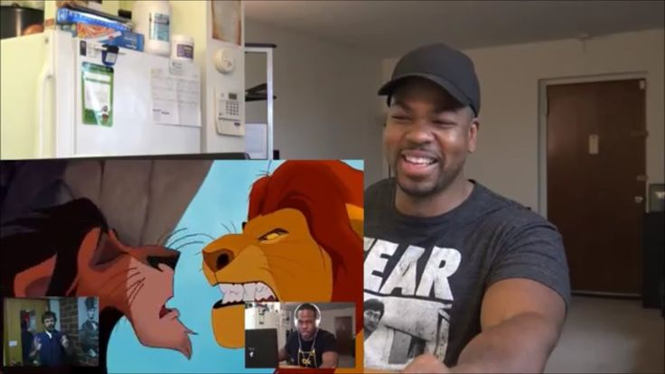 Lion King Voice Over with Tyrone Magnus! (Mufasa and Scar) REACTION!!!