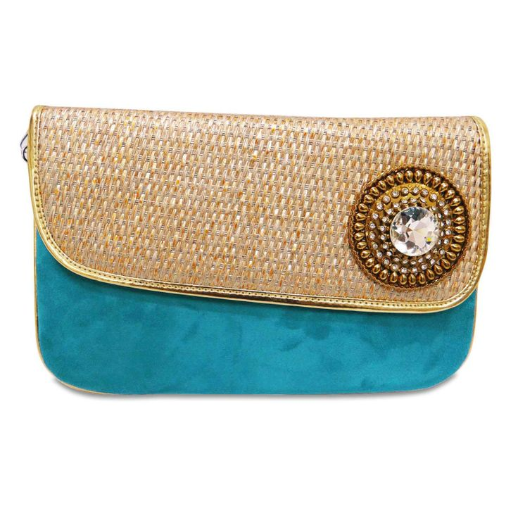 Beautiful and elegant velvet women clutch/ purse. ..this is img