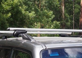 ALUMINIUM ROOF RACK CROSS BARS - A$84.95