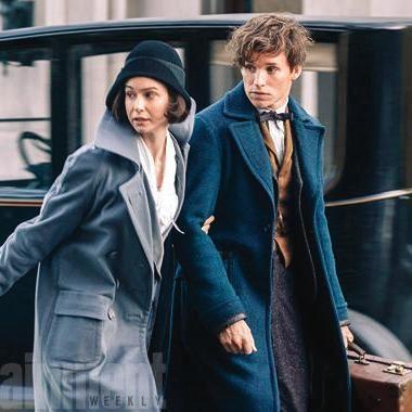 Hot: Fantastic Beasts: J.K. Rowling reveals the American word for 'Muggle'