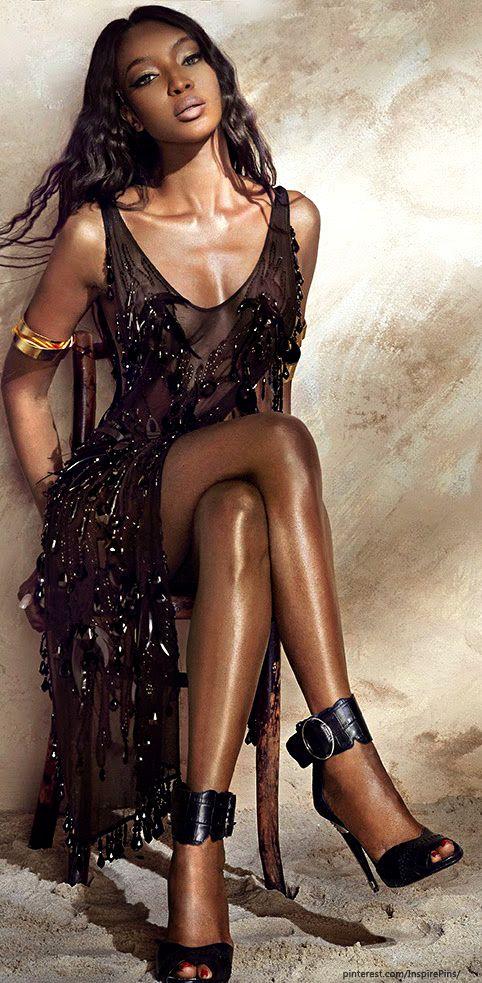 Naomi Campbell Harper's Bazaar Vietnam 2014, An Le, Photographer | Louis Vuitton, dress  http://www.anlestudio.com/