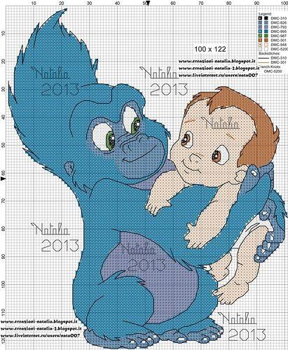 Creazioni-Natalia - «Tarzan-baby.jpg» em Yandex