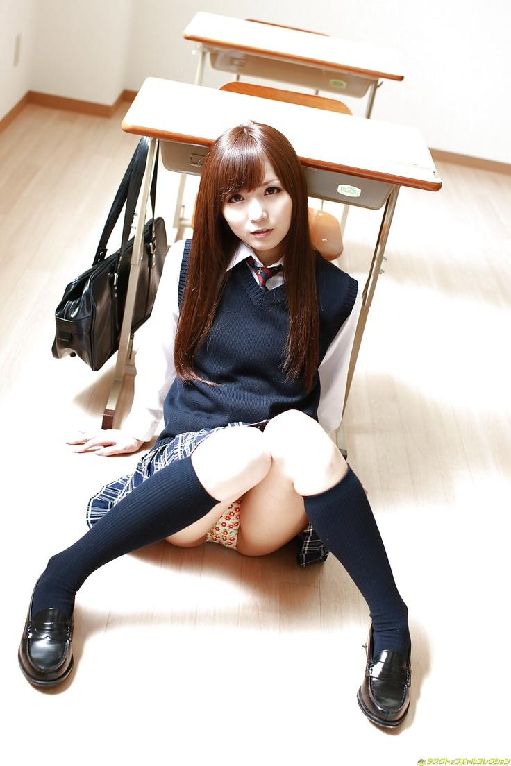 Cute Asian Skirt 103