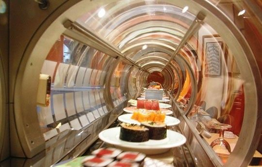 The Art of Kaiten Sushi - Slideshow - World Hum