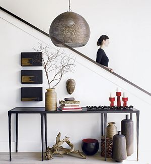 Silviano Console Table I Crate and Barrel