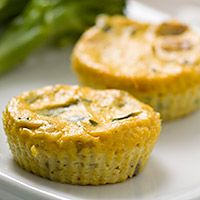 """Mini Tofu Quiches (will skip oiling the pan and omit the tahini, since Susan says in a comment that """"It doesn't contribute that much flavor."""")"""