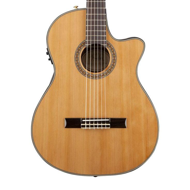 Fender CN-240SCE Thinline Classical Guitar