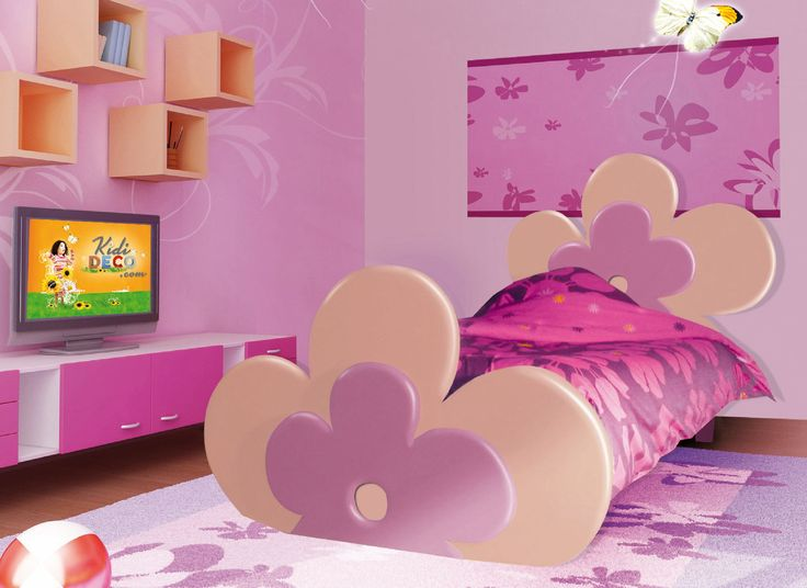 104 best decoraci n dormitorios infantiles images on - Decoracion habitacion infantil nina ...