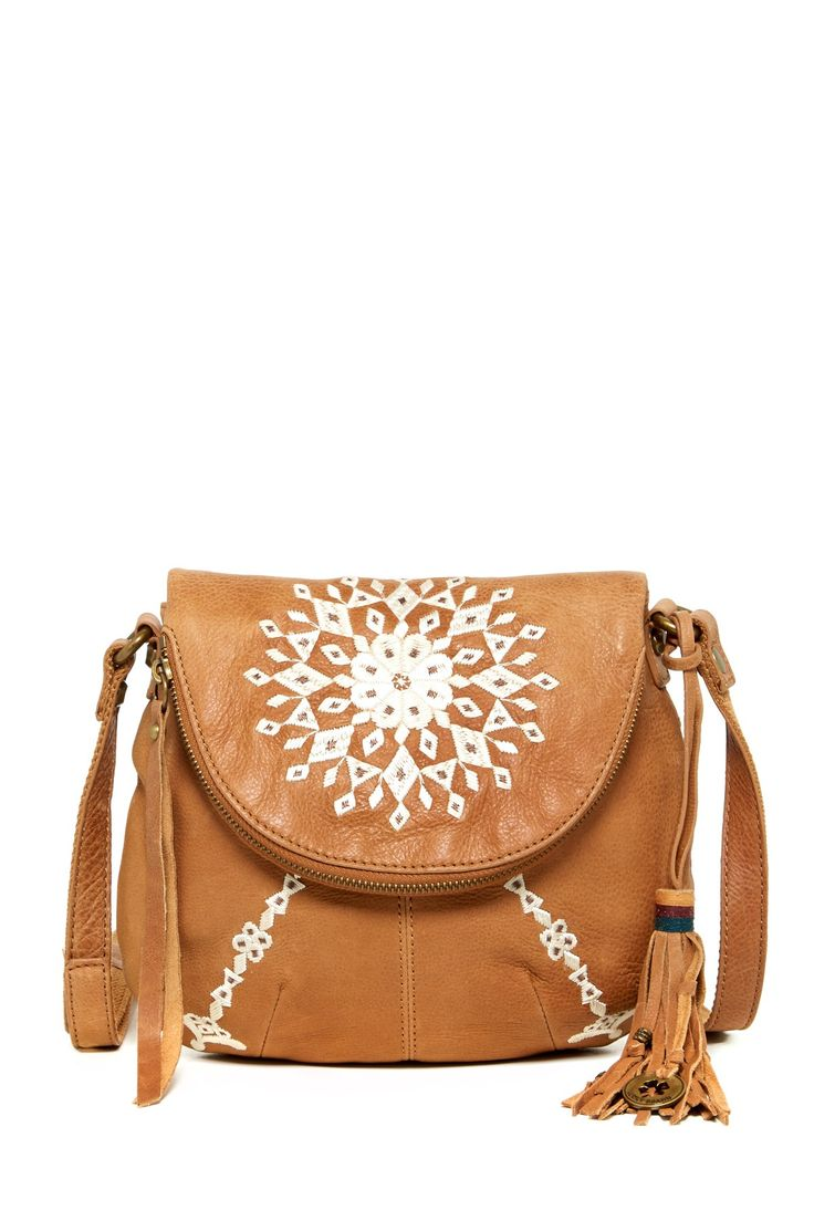 Casbah Embroidered Crossbody by Lucky Brand on @nordstrom_rack