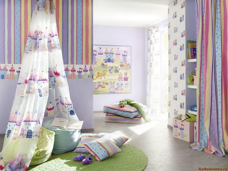 обои раш для детской комнаты: 26 тыс. изображений найдено в Яндекс.Картинки