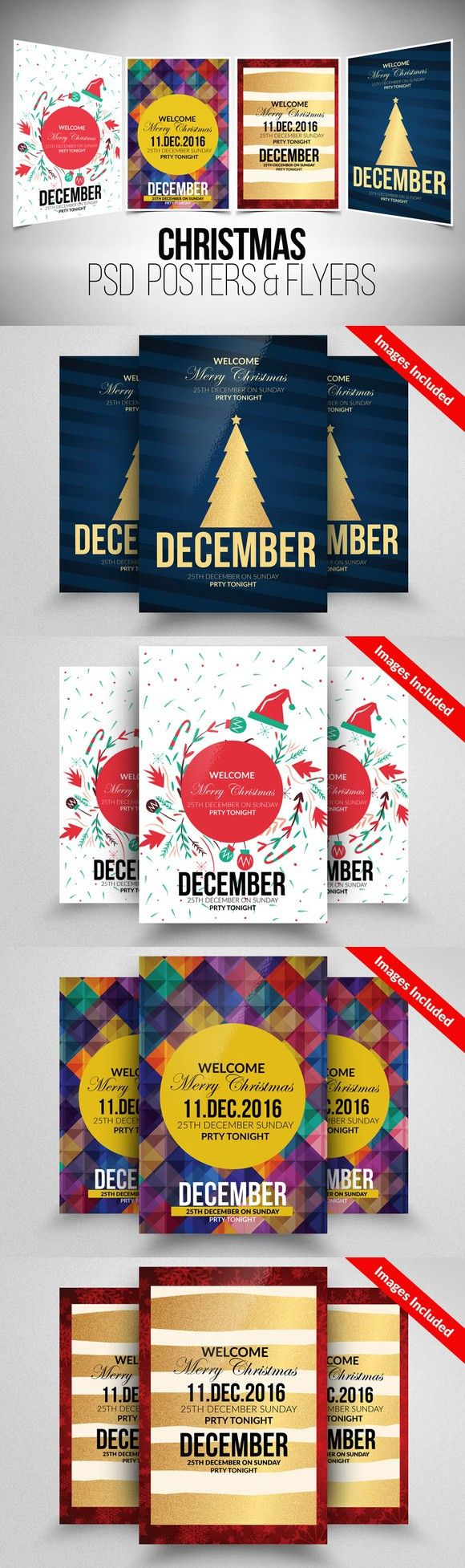 best images about some design ideas christmas 4 christmas flyer template bundle