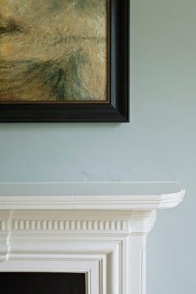 Color for kitchen and maybe master bedroom: Farrow & Ball Borrowed Light No. 235 Paint
