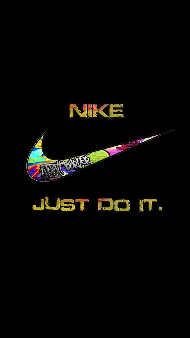 Nike Swoosh Just Do It Wallpaper