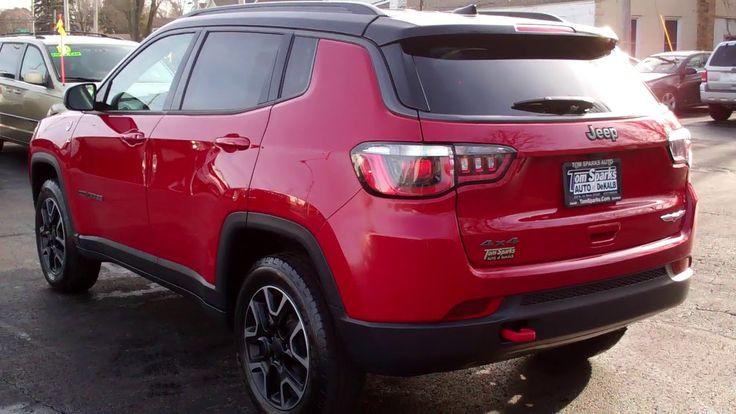 2019 Jeep Compass Trailhawk 4WD Dekalb IL near Rochelle IL