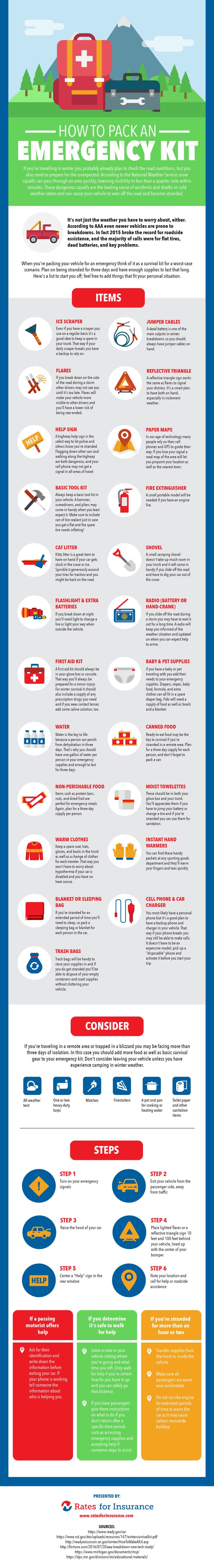 19 best emergency preparedness sustainability images on pinterest great info on what to put in your emergency kit fandeluxe Gallery