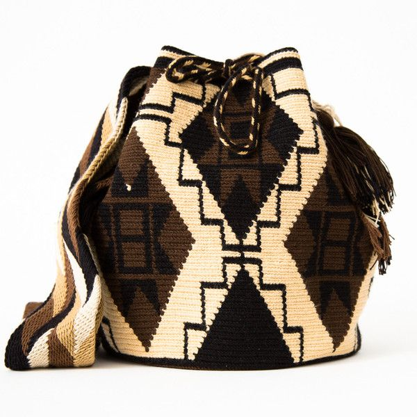 WAYUU TRIBE   Handmade Wayuu Mochilas Boho Bags