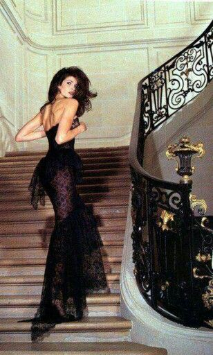 Fontanot scala long dress