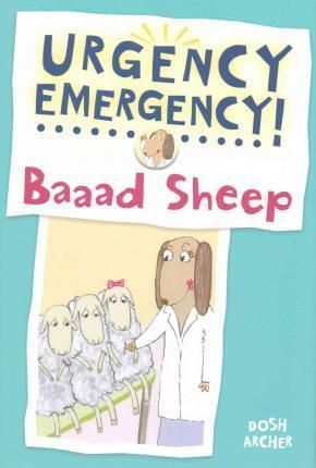 Three sheep arrive at City Hospital with upset tummies. Have they had too much fun and soda pop at Old MacDonald's farm? The gas inside their bellies is building up quickly! Can Doctor Glenda and Nurse Percy save the day once again? With brightly colored illustrations on every page, minimal easy-to-read text, and a brilliantly fast-paced plot, this animal hospital adventure based on the Little Bo Peep and Old MacDonald nursery rhymes will have young readers gulping up the pages!
