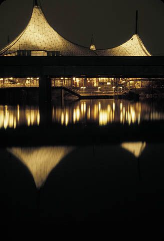 German pavilion at Expo 67