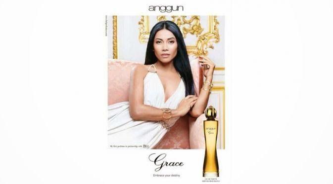 """""""Rasa Ini Rasa Mu"""": Anggun Rilis Parfum Bertaraf Internasional"""