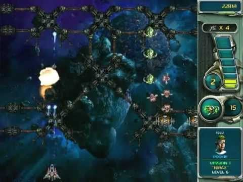 jeux vidéo gratuit free games Star Defender 3 free full game