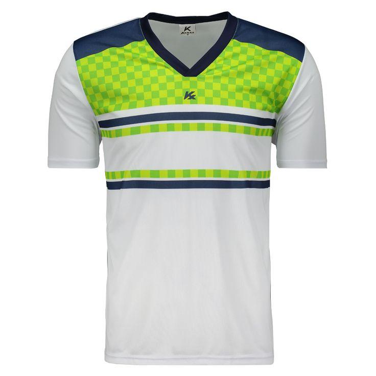 9e0553aa35 Camisa Kanxa Pop Veti Branca e Verde Somente na FutFanatics você compra  agora Camisa Kanxa Pop