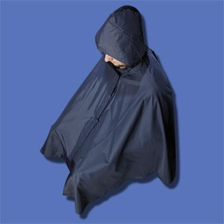 The Rain Cape - The Rain Cape is ideal for anyone on the move