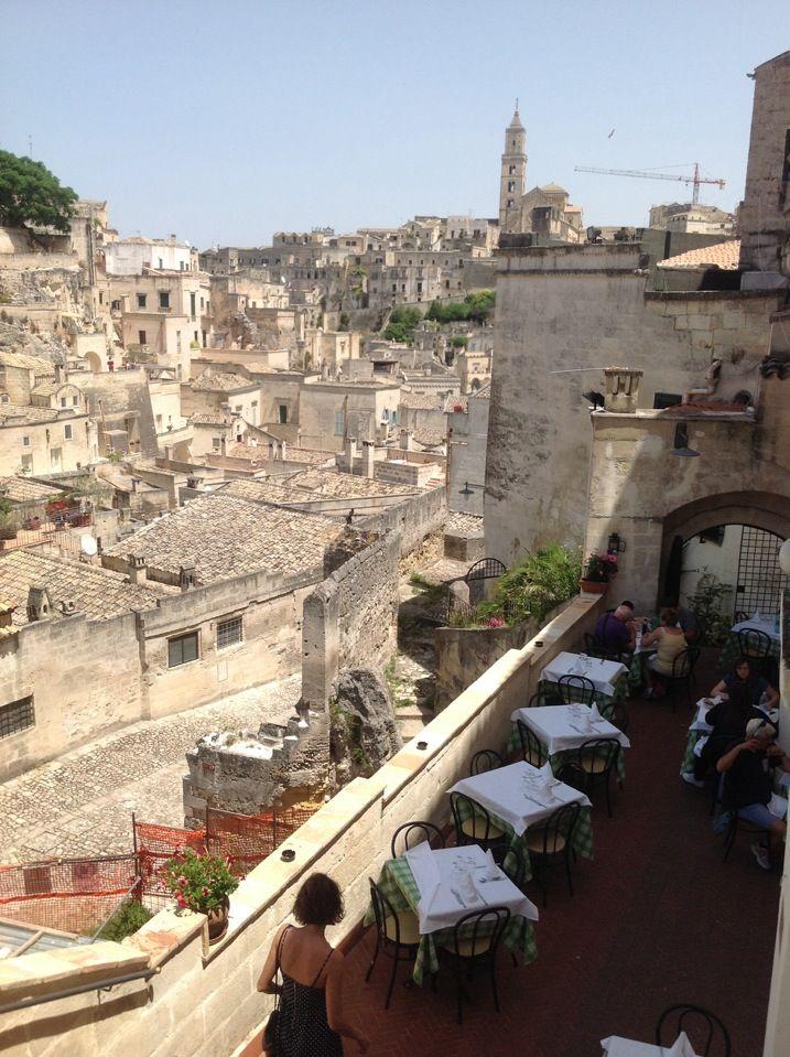 Il Terrazzino nel Matera, Basilicata #matera #matera2019 #basilicata #peperonicruschi #pizza #afuocolento