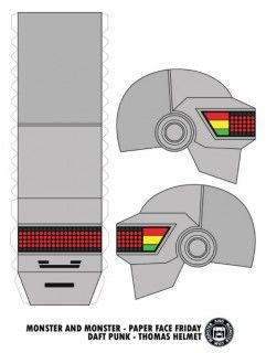 Blog_Paper_Toy_papercraft_Daft_Punk_Helmets_Thomas_template_preview