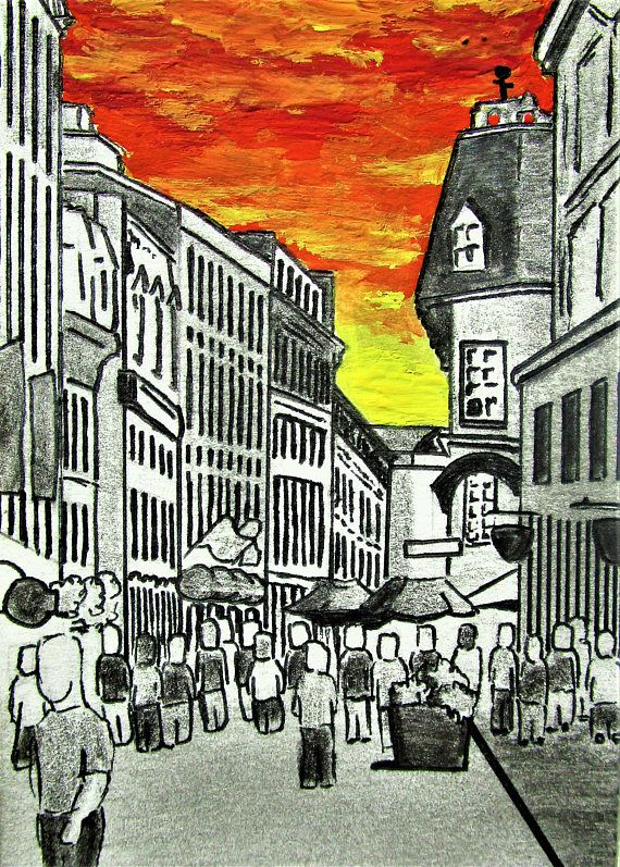 Brightscapes: The Way To Beauty  Rue St. Paul Montréal #270 https://www.etsy.com/listing/213712985/rue-st-paul-montreal-270-artist-trading  My work on view at:  Loving Rochester Interview https://www.youtube.com/watch?v=HoKU60lBELc&feature=share  @Bausch Rochester Optics Center http://mikekraus.blogspot.com/2018/01/bausch-lomb-rotating-art-program.html   @Whitman Works Company https://www.facebook.com/LovingRochester/videos/163879897591357/  PENFIELD, NY Meet & Greet at Jeremiah's with my…