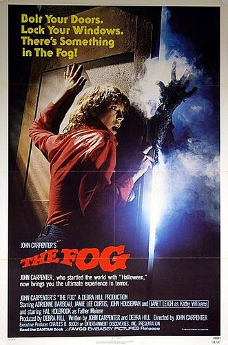 John Carpenter's The Fog 1980 Original Vintage US One Sheet Movie Poster | Flickr - Photo Sharing!