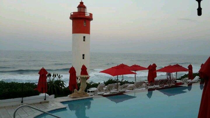 Oyster Box Hotel, Umhlanga, Durban