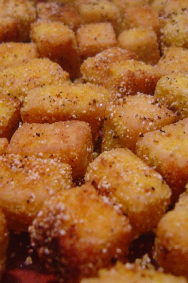 Breaded, Fried, Softly Spiced Tofu | KitchMe