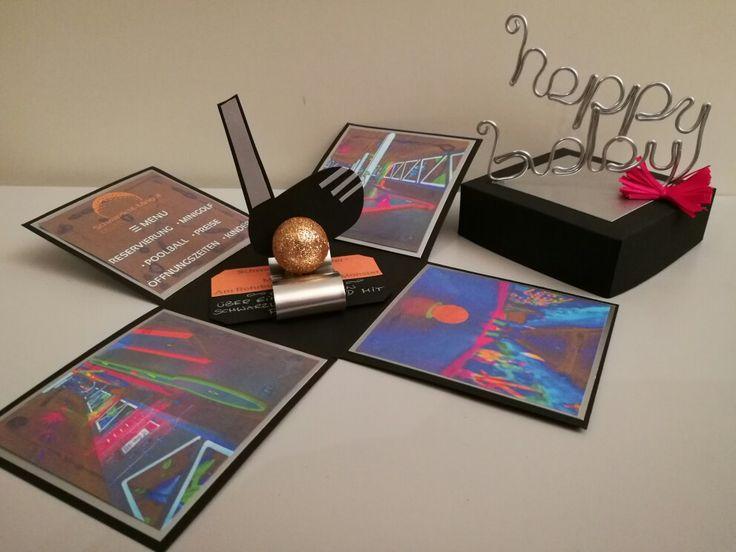 25 parasta ideaa pinterestiss gutscheine originell. Black Bedroom Furniture Sets. Home Design Ideas