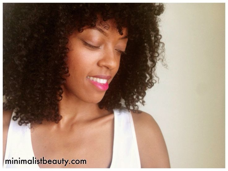 My Hair Using Water Only Hair Care by Minimalist Beauty