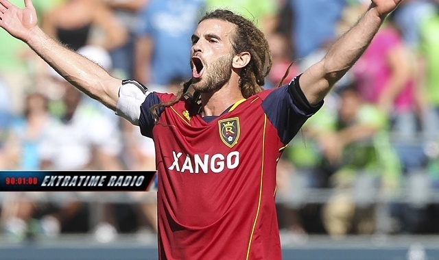 Real Salt Lake, the best team in any sport that I've ever been a fan of.