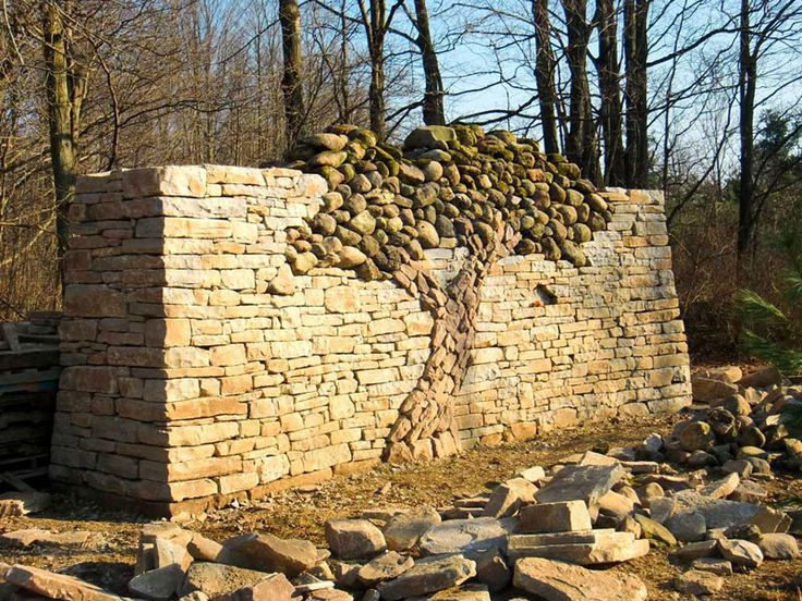 Stone Wall Art best 10+ dry stone ideas on pinterest | stone walls, building a
