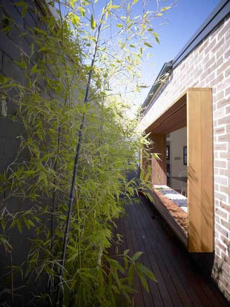 Small House Design with Large Window Seat, Andrews House by Australian…